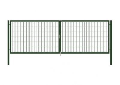 TWO-WING GATE (4M) green