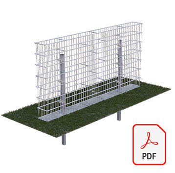 premium fence assembly instructions pdf
